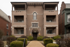 4372 West Pine #1B, St Louis 63108-2244