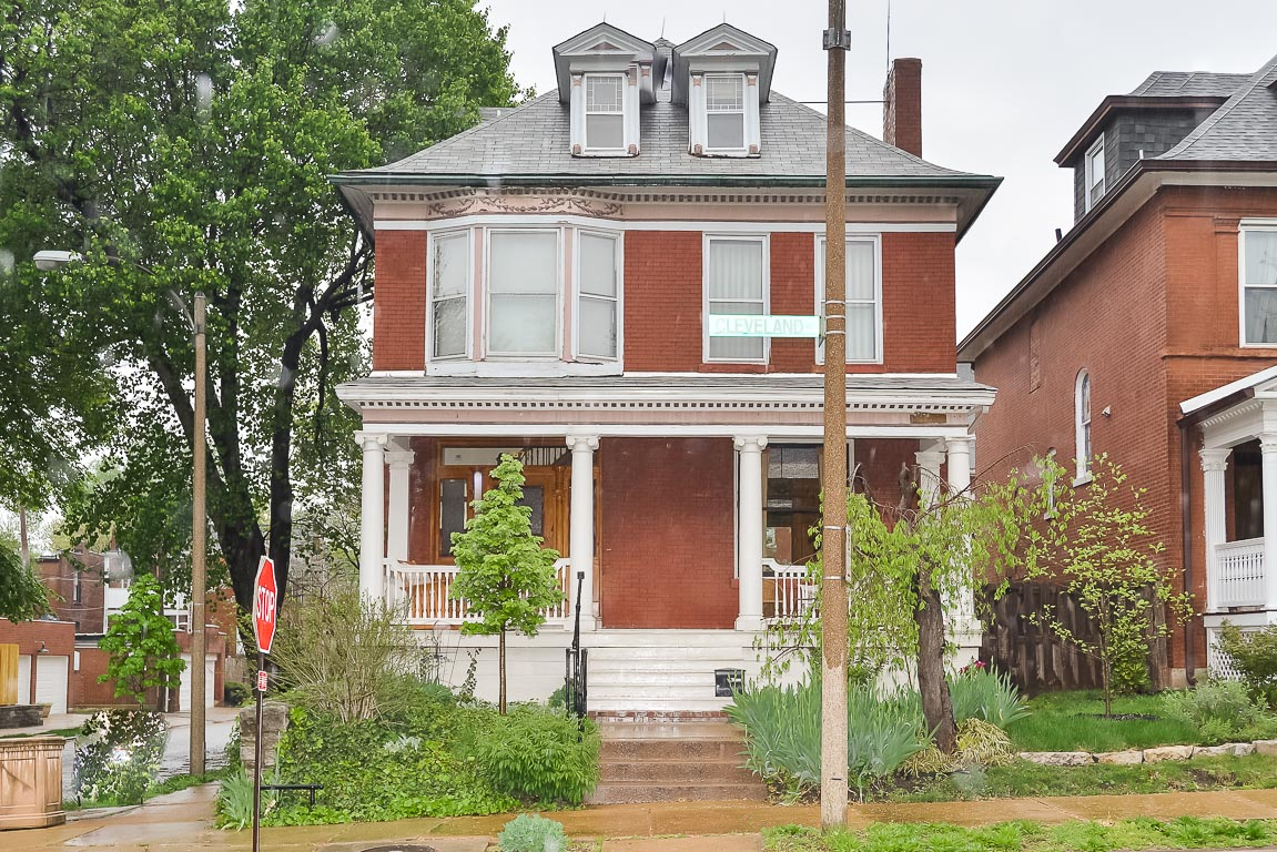 3671 Cleveland Ave, St Louis 63110-4007