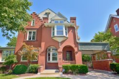3131 Russell, St Louis 63104-1538, Mini mansion available..  2nd oldest home on Russell.