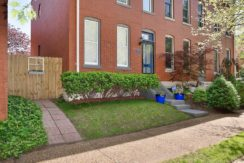 1622 Carroll St, St Louis 63104-3348 Available. Renovated rowhouse.