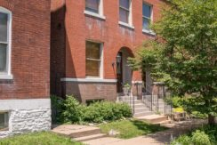Benton Park Townhome available.