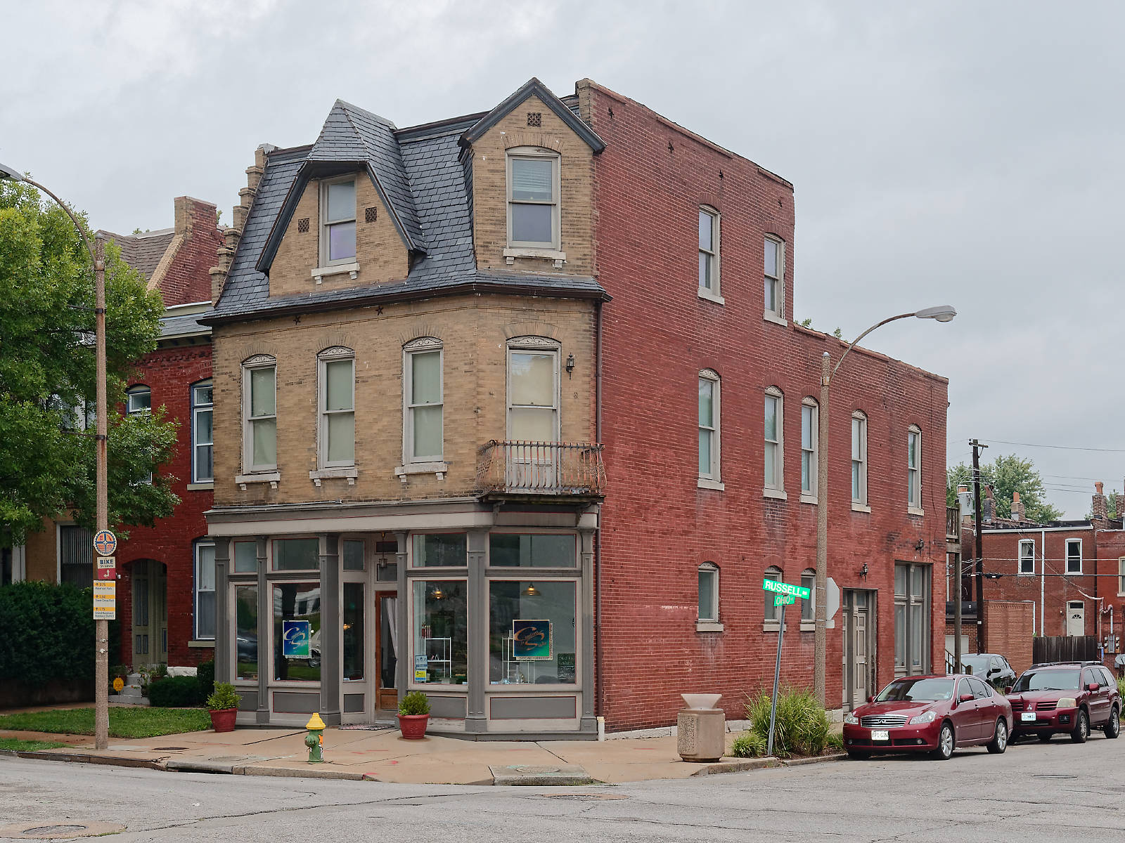 2701 Russell Blvd, St Louis 63104-2137